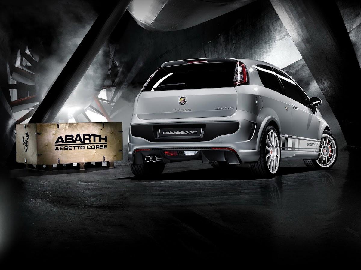 Abarth 500c Essesse