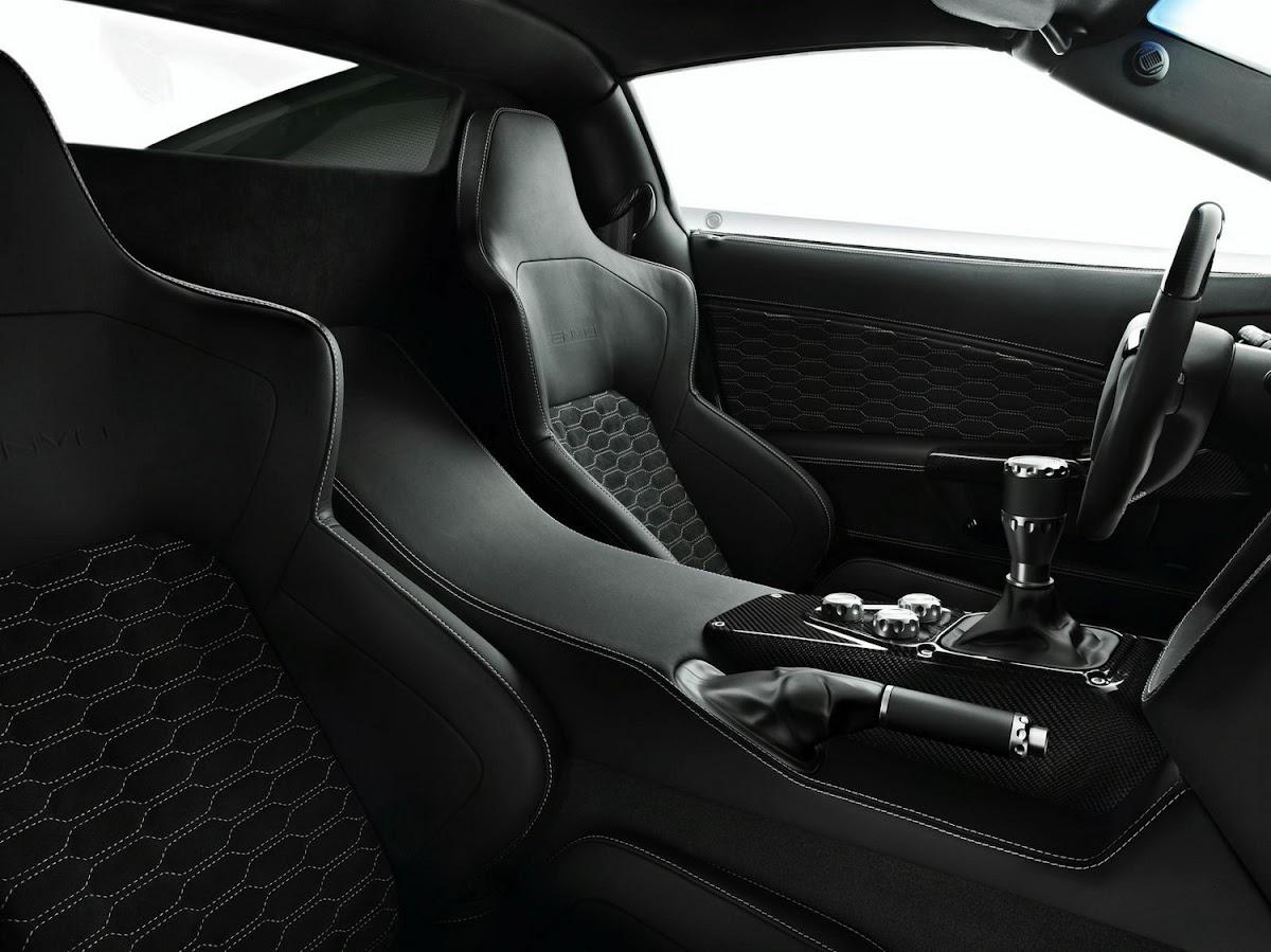 2011 Zenvo ST1