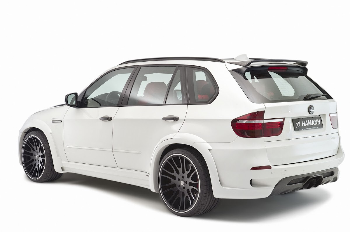 Hamann Flash EVO M