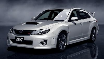 Subaru Impreza WRX STI GT5 00