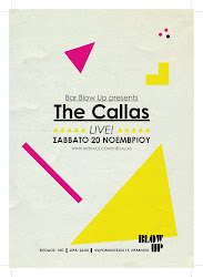 THE CALLAS LIVE AT BLOW UP