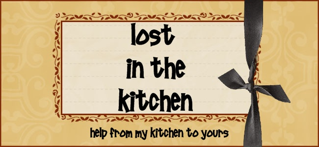 Lost In The Kitchen