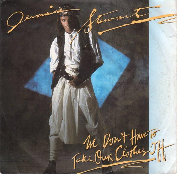 Jermaine Stewart Frantic Romantic