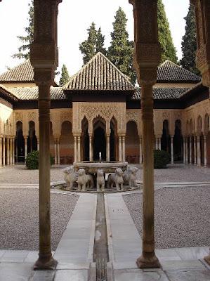 Refugiosverdes jardines islamicos for Jardin islamico
