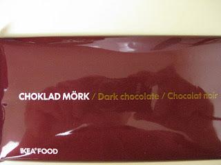 Filberts And Chocolate Ikea Food Choklad M Rk Dark
