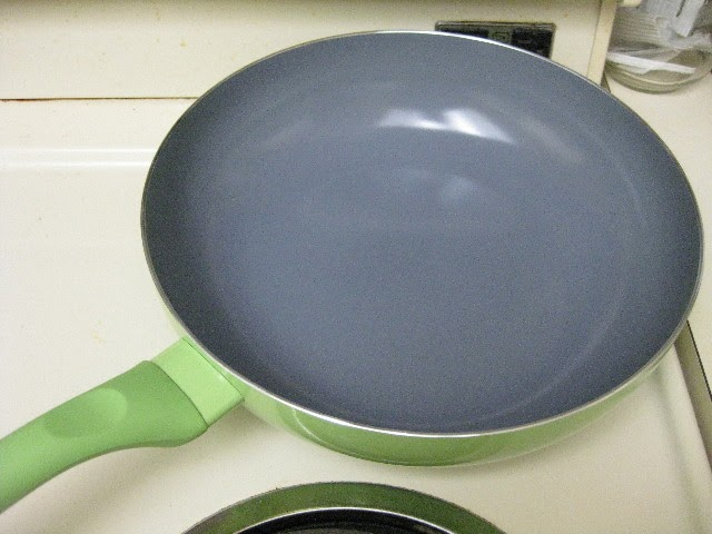 Filberts And Chocolate Ipac Easy Glide Frying Pans
