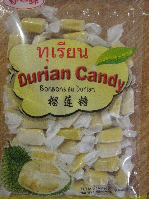 Filberts and Chocolate: Durian Candy480 x 640 jpeg 88kB