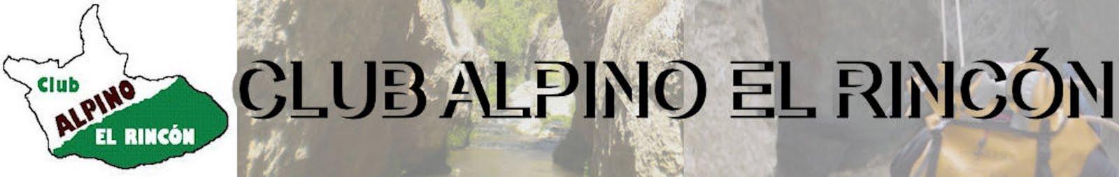 CLUB ALPINO EL RINCÓN