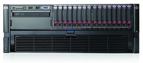 HP DL580