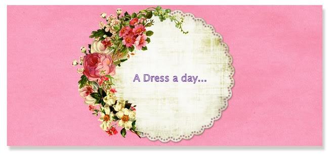 A dress a day...