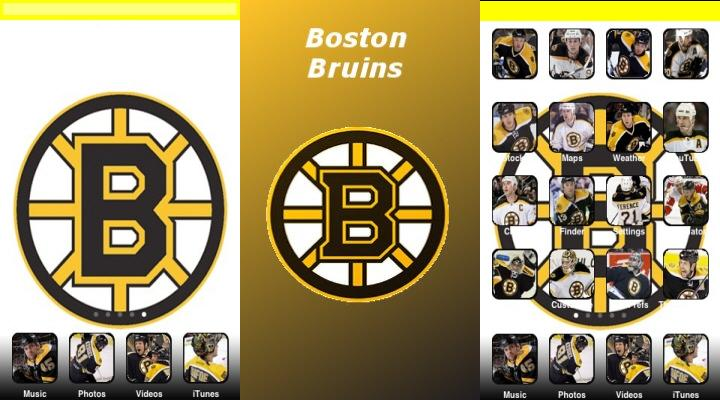 risanceco boston bruins wallpaper