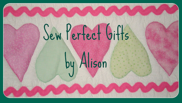 Sew Perfect Gifts by Alison