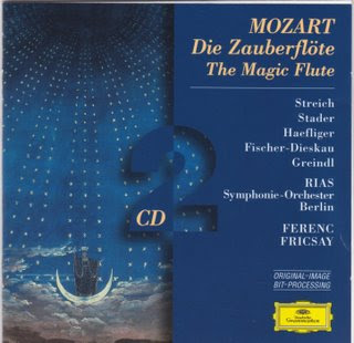 TMA Review Archive: CD Review: Mozart's Die Zauberflöte RIAS/