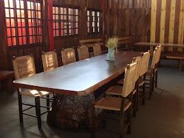 Mesas para Área de festa