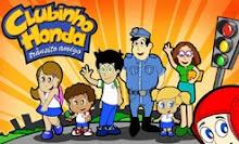 CLUBINHO HONDA - Educação para a garotada! (Clique na imagem)
