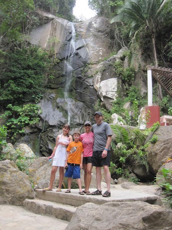 Mi familia en Mexico!