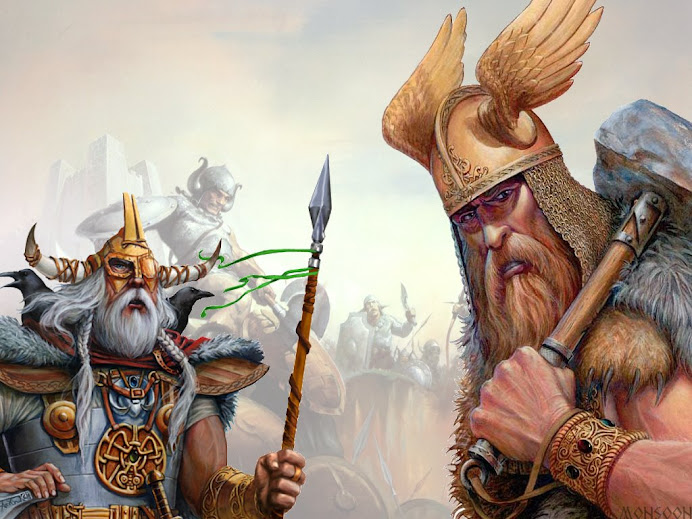 Dioses Escandinavos