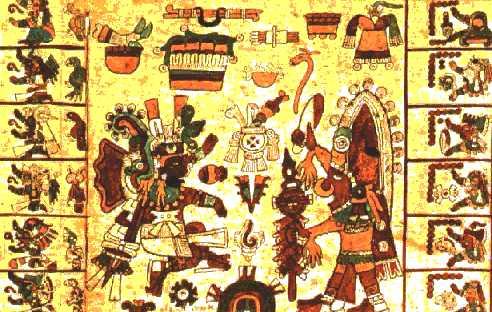 Pictograma Azteca