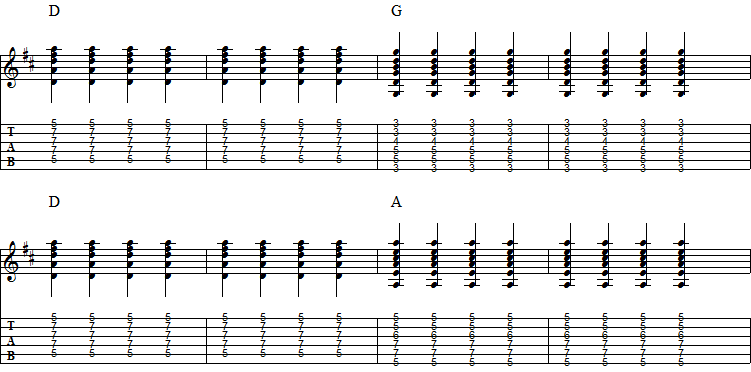 Bass Runs For Guitar Bar Chords Part 2 Not Playing Guitar