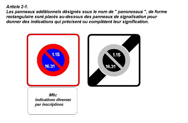 formation linguistique du code de la route  novembre 2010