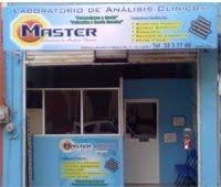 Laboratorio MASTER