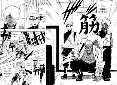 Naruto Chapter 454