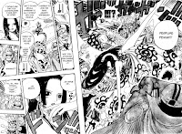 One piece Chapter 555