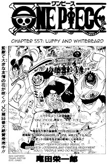 One Piece Chapter 557