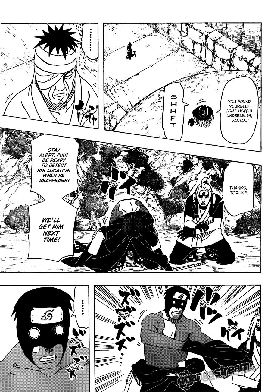Read Naruto 475 Online | 09 - Press F5 to reload this image