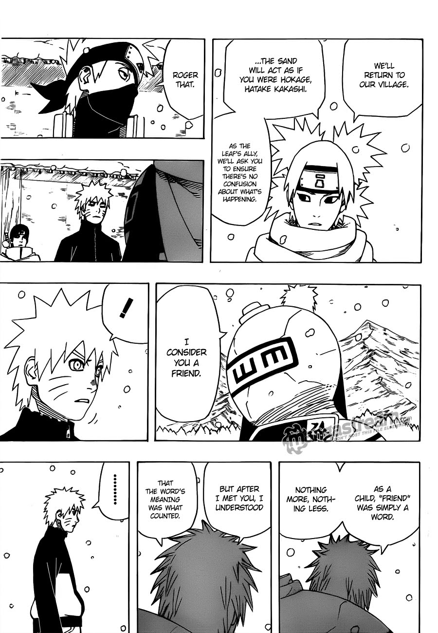 Read Naruto 475 Online | 13 - Press F5 to reload this image