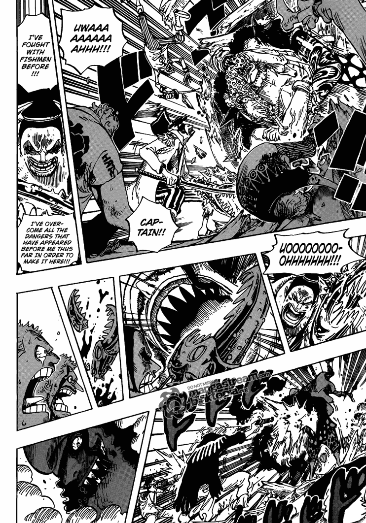 Read One Piece 611 Online | 12 - Press F5 to reload this image