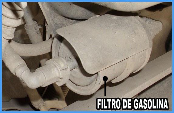 Tumecanicautomotriz Como Cambiar El Filtro De Gasolina