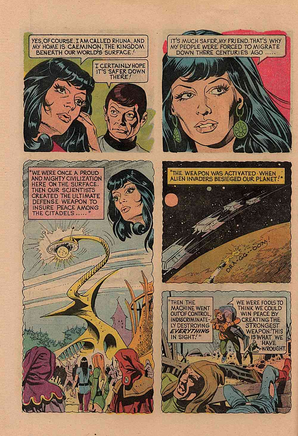 Star Trek (1967) Issue #22 #22 - English 8