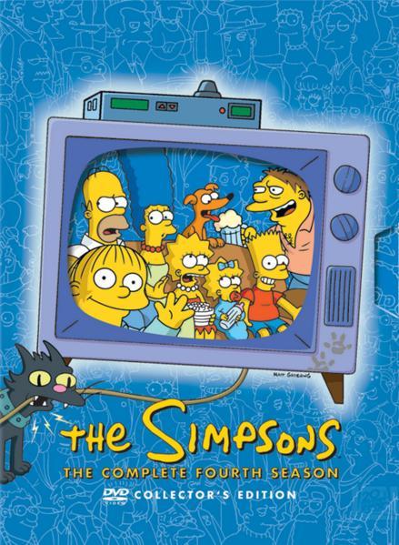 Los Simpsons Temporada 4