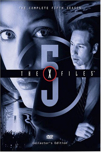 weeds season 5 dvd cover. The X-Files season 5