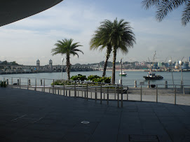 Singapore Harbour