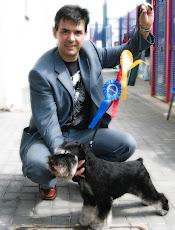 Gibraltar Dog Show´07  CAC/CACIB-BOB: Mejor de Raza