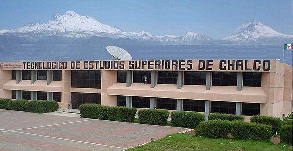 TECNOLÓGICO DE ESTUDIOS SUPERIORES DE CHALCO