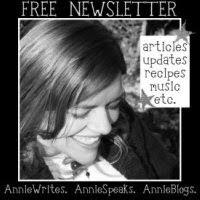 Annie Blogs