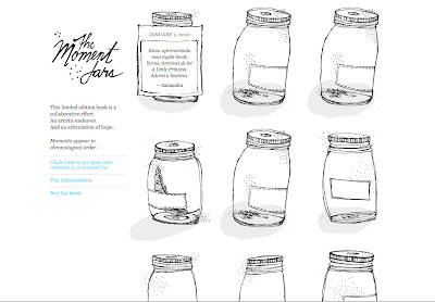 Websites: The Moment Jars