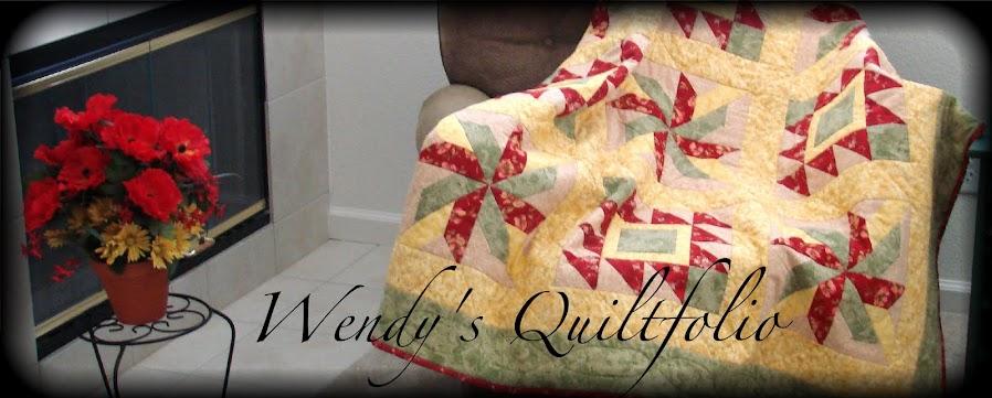 Wendy's Quiltfolio
