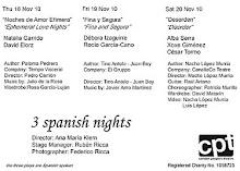 """Programa de """"3 noches españolas en Londres"""""""