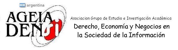Derecho, Economía y Negocios en la Sociedad de la Información (Argentina)