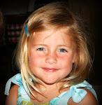 Sydney Angelina - Age 4