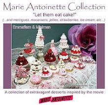 Marie Antoniette- minis