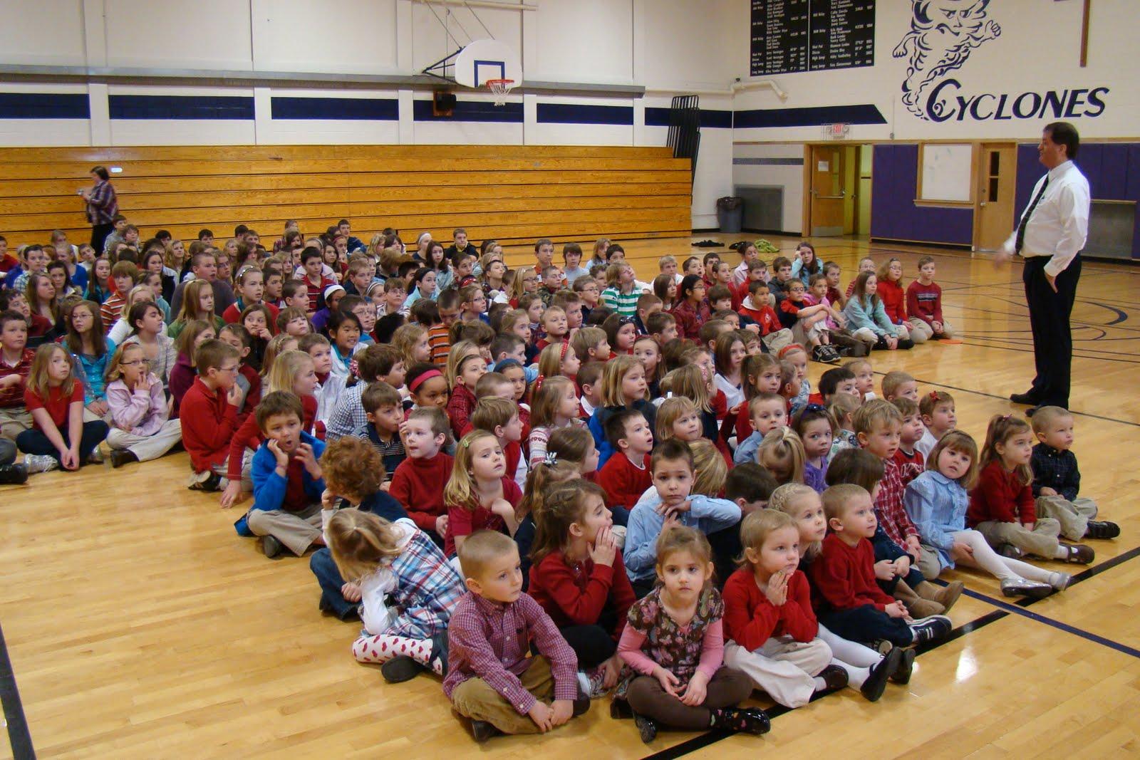 Catholic Schools Week Writing