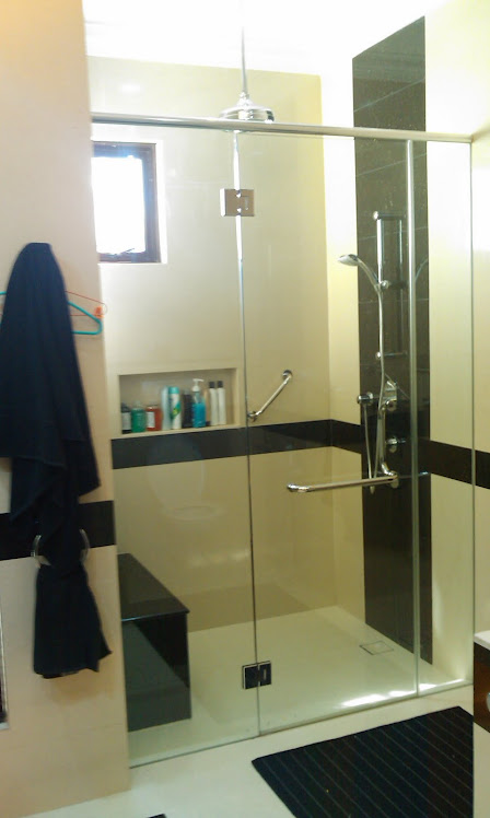 Frameless Shower Screens Malaysia NEW IMPROVED