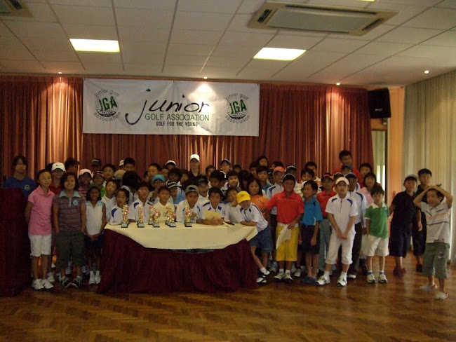The 3rd Junior Tournament held at JCC