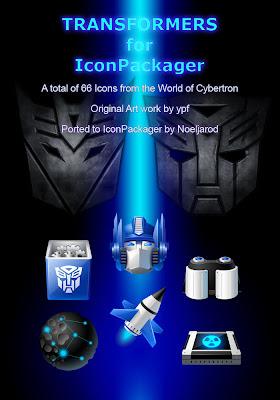 Transformers para Iconpackager Pepua Personalizacion y Seguridad