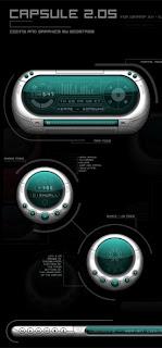 Plantilla Capsule II para Winamp Media Player Personalizacion y Seguridad